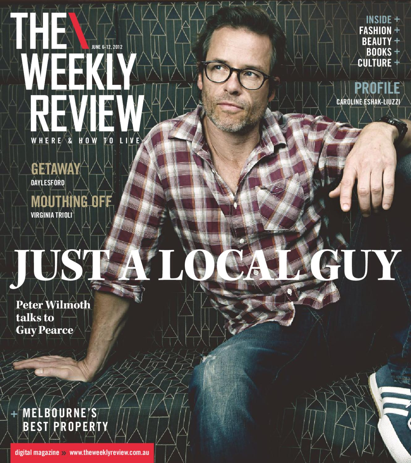 twr-stonnington-20120606-edition103 by The Weekly Review - issuu