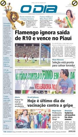 JORNAL O DIA by Jornal O Dia - issuu 8973ab06fd35e
