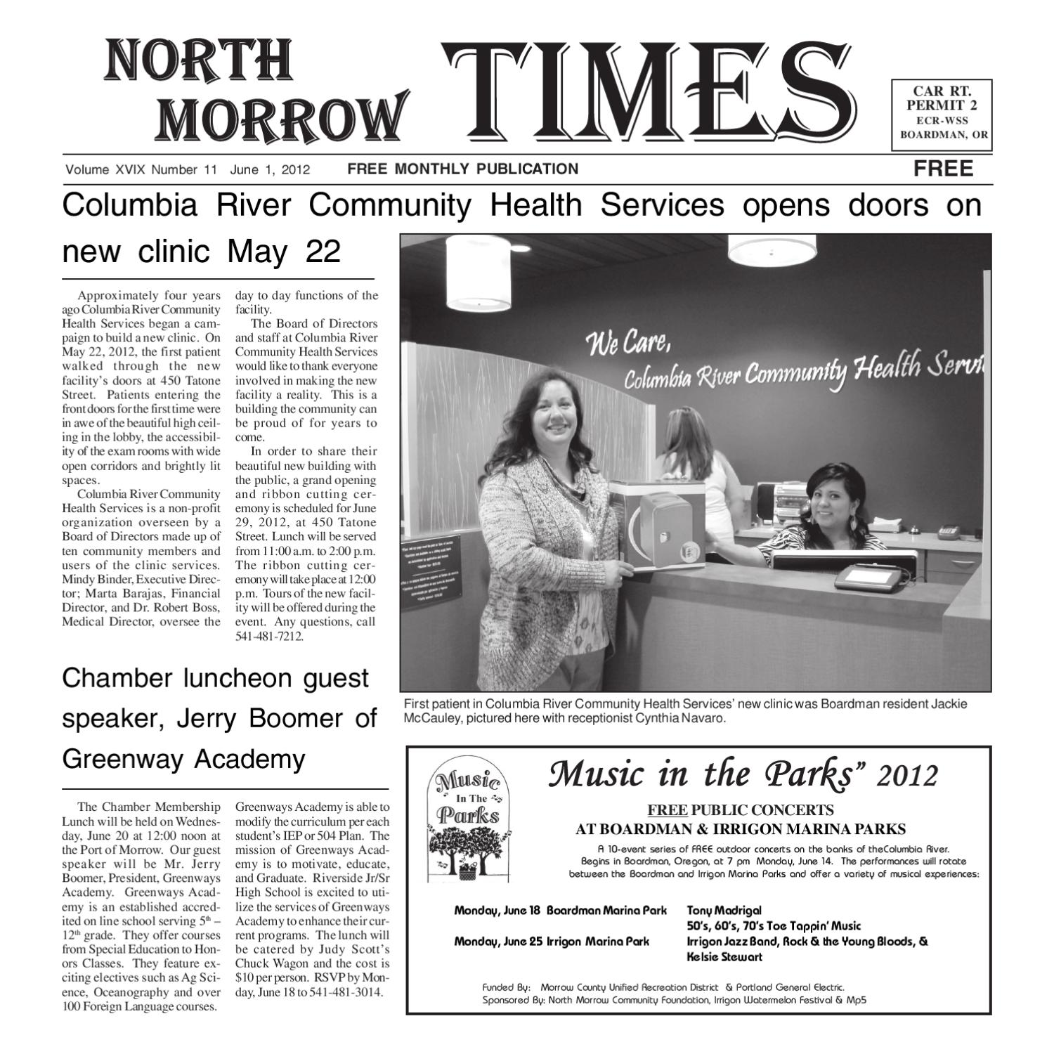 june 2012 north morrow times by north morrow times issuu