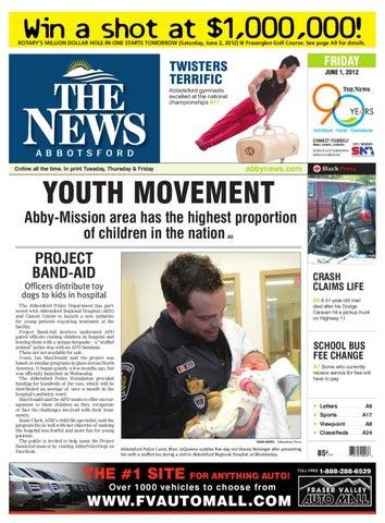 Abbotsford News, June 01, 2012