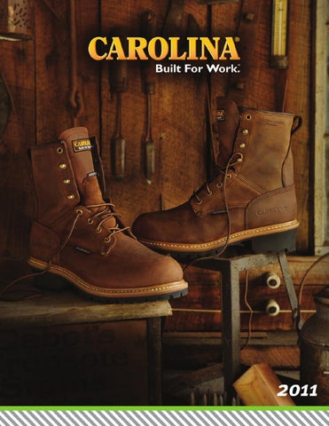 d44c330e143 Carolina Footwear 2011 by H.H. Brown Work & Outdoor Group - issuu