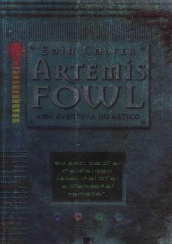 e10789515d6 Uma aventura do ártico – Eoin Colfer by Uma Bibliteca Virtual - issuu