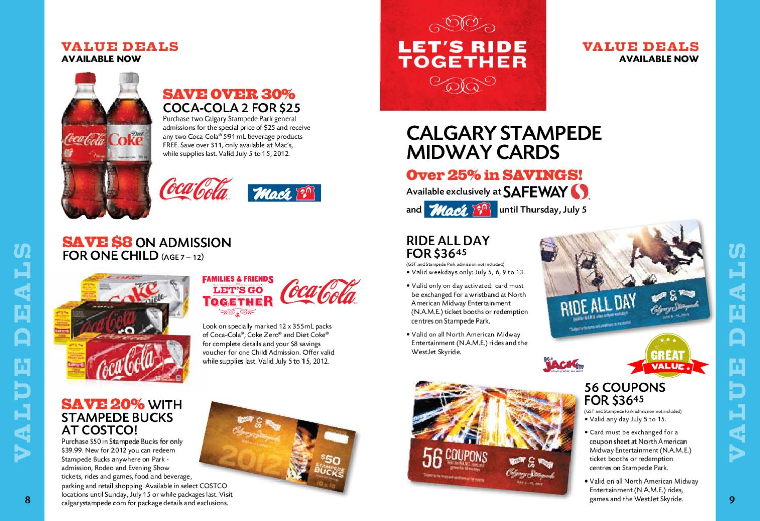 Calgary Stampede Planner by nonfiction studios - issuu