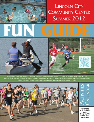Lincoln City Fun Guide Summer 2012 By News Times Issuu