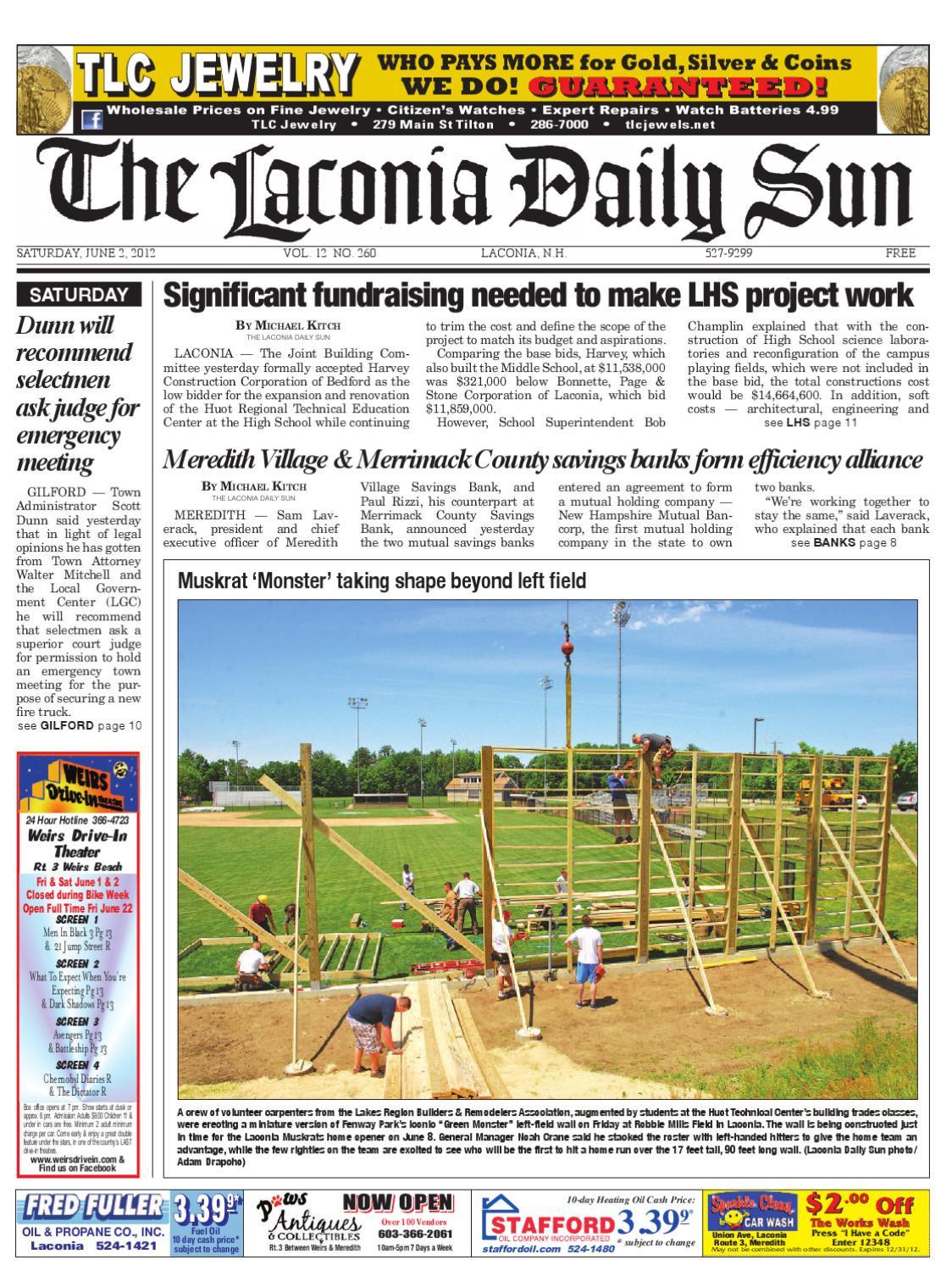 The Laconia Daily Sun 684567b86