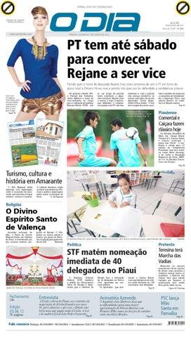 960cc568e42 JORNAL O DIA by Jornal O Dia - issuu