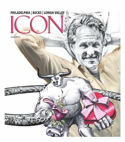 ICON Magazine By