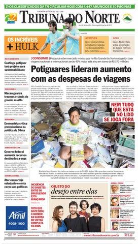Tribuna do Norte - 01 04 2012 by Empresa Jornalística Tribuna do Norte Ltda  - issuu a741fc2b6156a