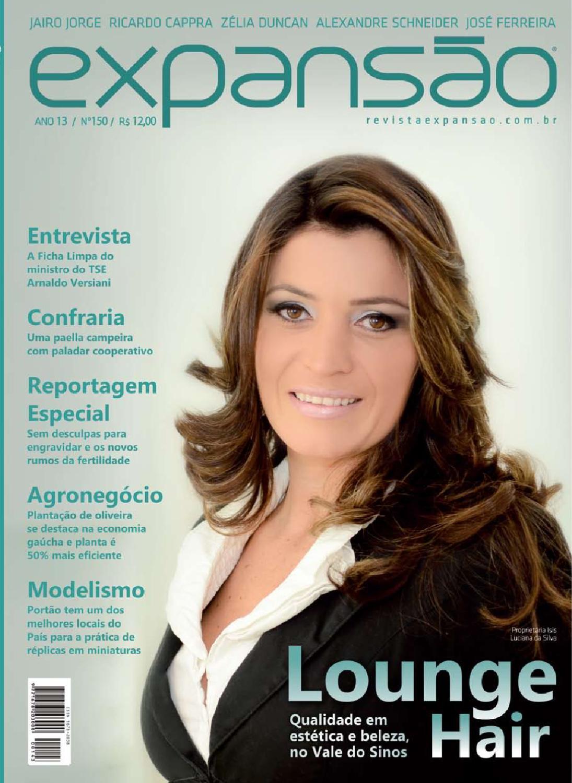 Expansão 150 by Revista Expansão RS - issuu 88d7b67f42