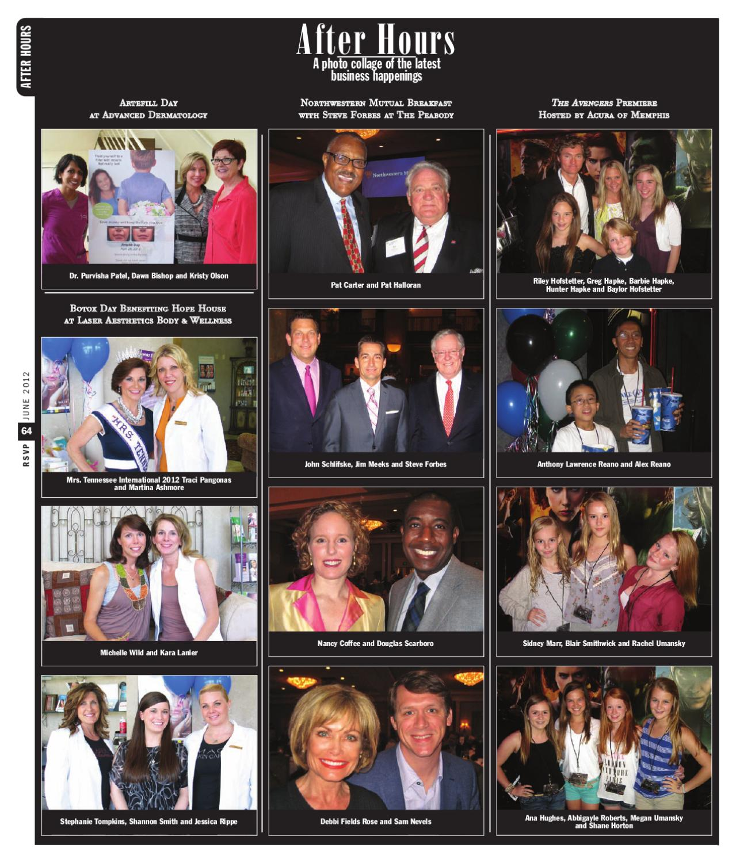 RSVP Magazine June 2012 By RSVP Magazine