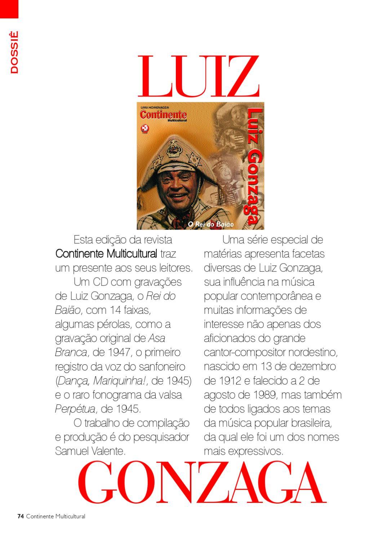 LUIZ BAIXAR MEXE GONZAGA E VIRA