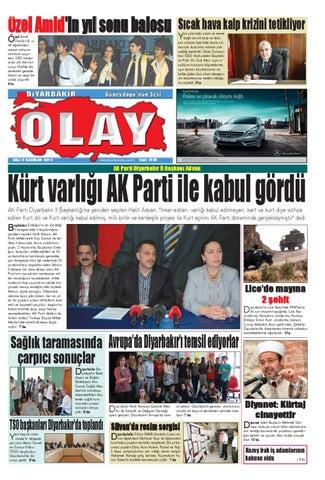 05 06 2012 Ihale Ilani By Diyarbakir Olaygazetesi Issuu