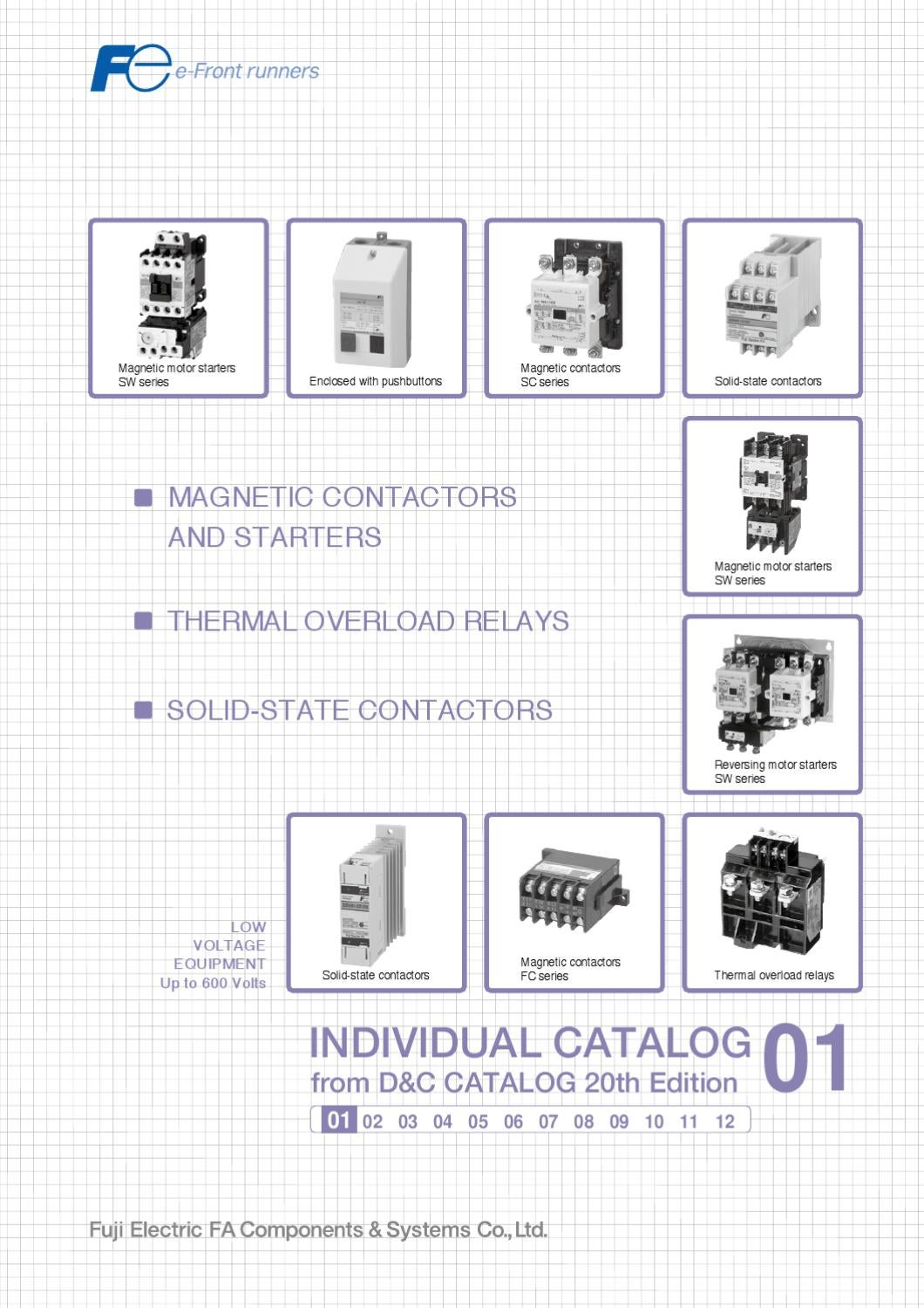 page_1 magnetic contactorsand starters by s t control co , ltd issuu fuji magnetic contactor wiring diagram at virtualis.co
