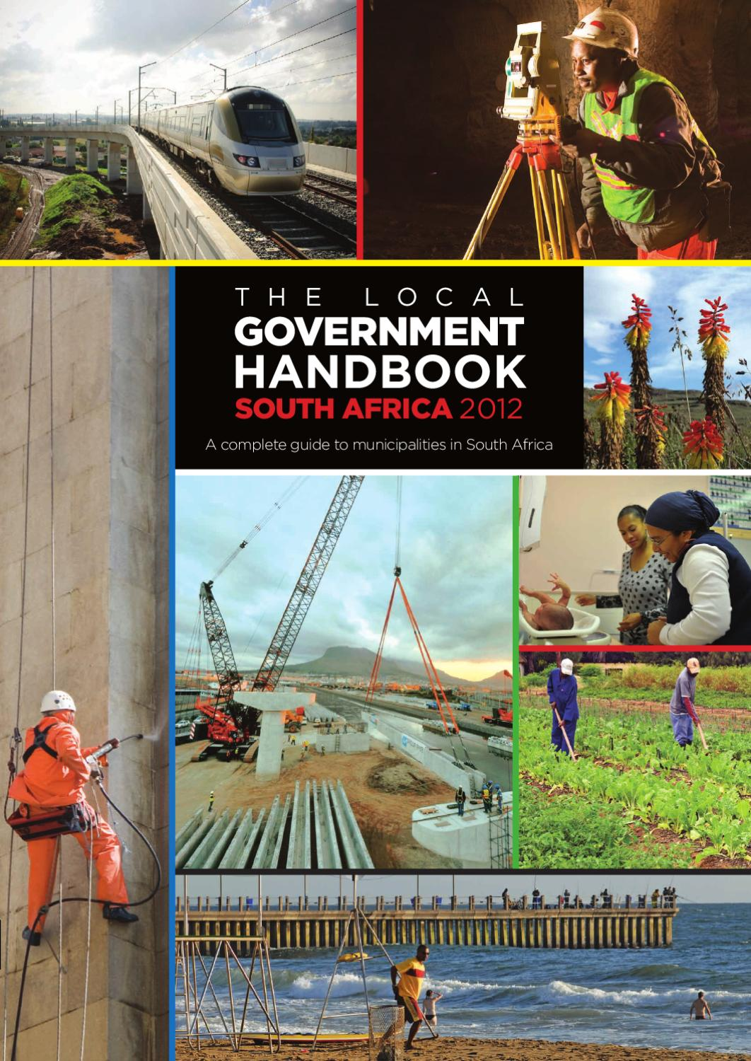 Local Government Handbook South Africa 2012 By Yes Media Issuu 99 Club Car Golf Cart Wiring Diagram