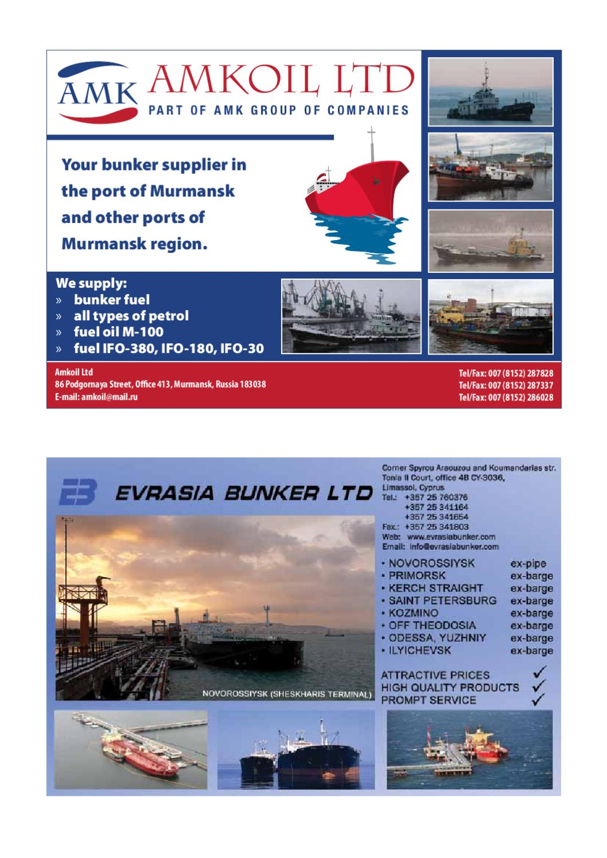 World Bunkering - Summer 2012 by Maritime Media - issuu