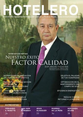 Revista HOTELERO by IN Media Group - issuu 97bb425df3b