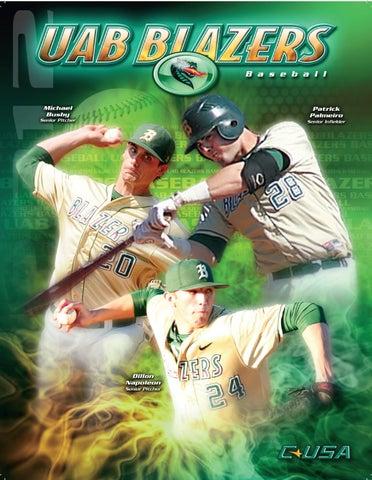 fedc5b55b39 2012 Baseball Media Guide by UAB Athletics - issuu