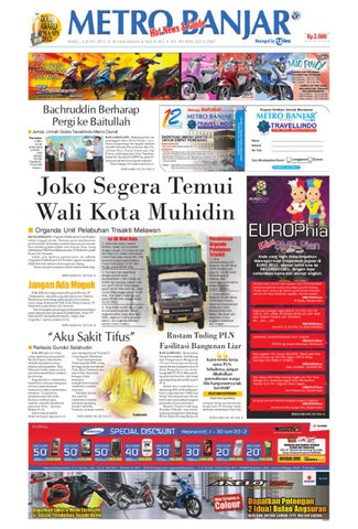 Metro Banjar edisi cetak Rabu 6 Juni 2012 by Harian Metro Banjar - issuu e5a4861b96