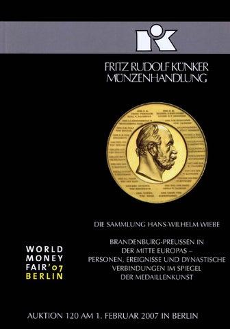 Auktion 120 Künker By Fritz Rudolf Kuenker Gmbh Co Kg Issuu