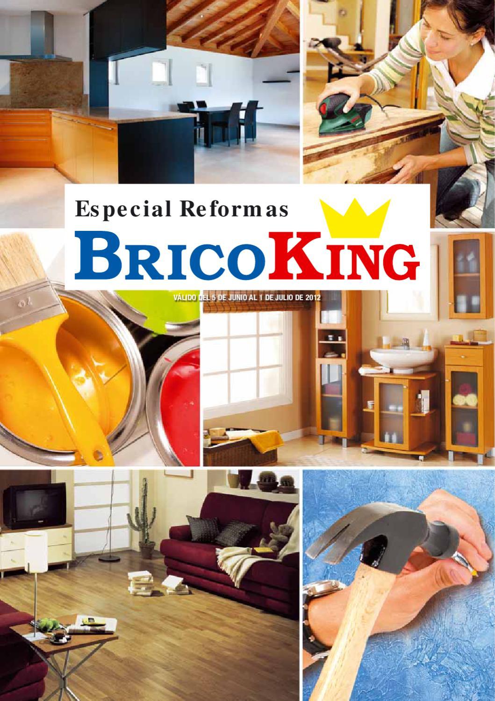 Catálogo Bricoking Especial Reformas Junio 2012 By
