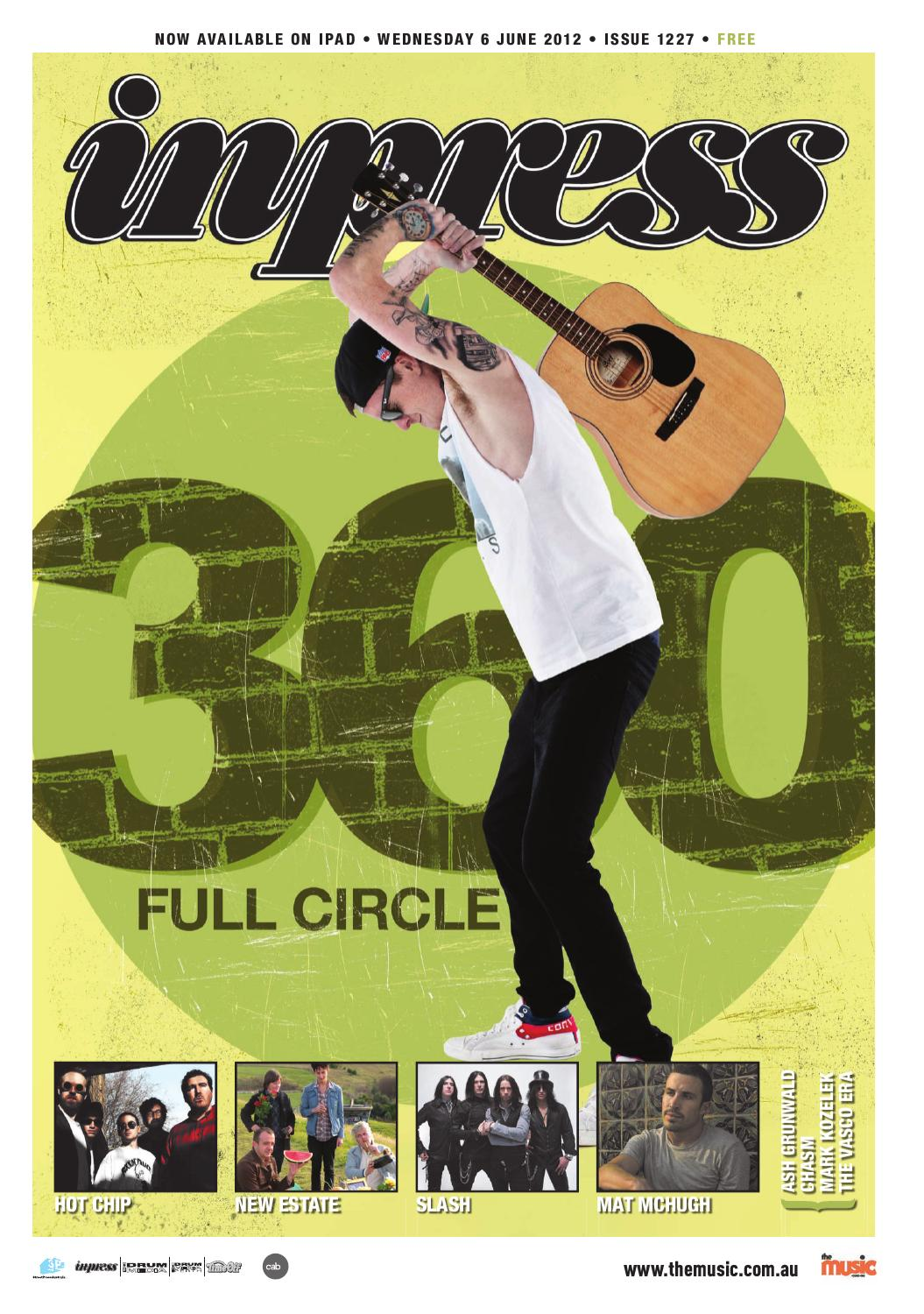 Inpress Issue 1227 by TheMusiccomau