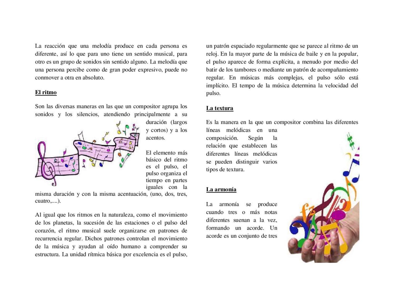 La Musica Como Elemento De Expresion Y Desarrollo Infantil