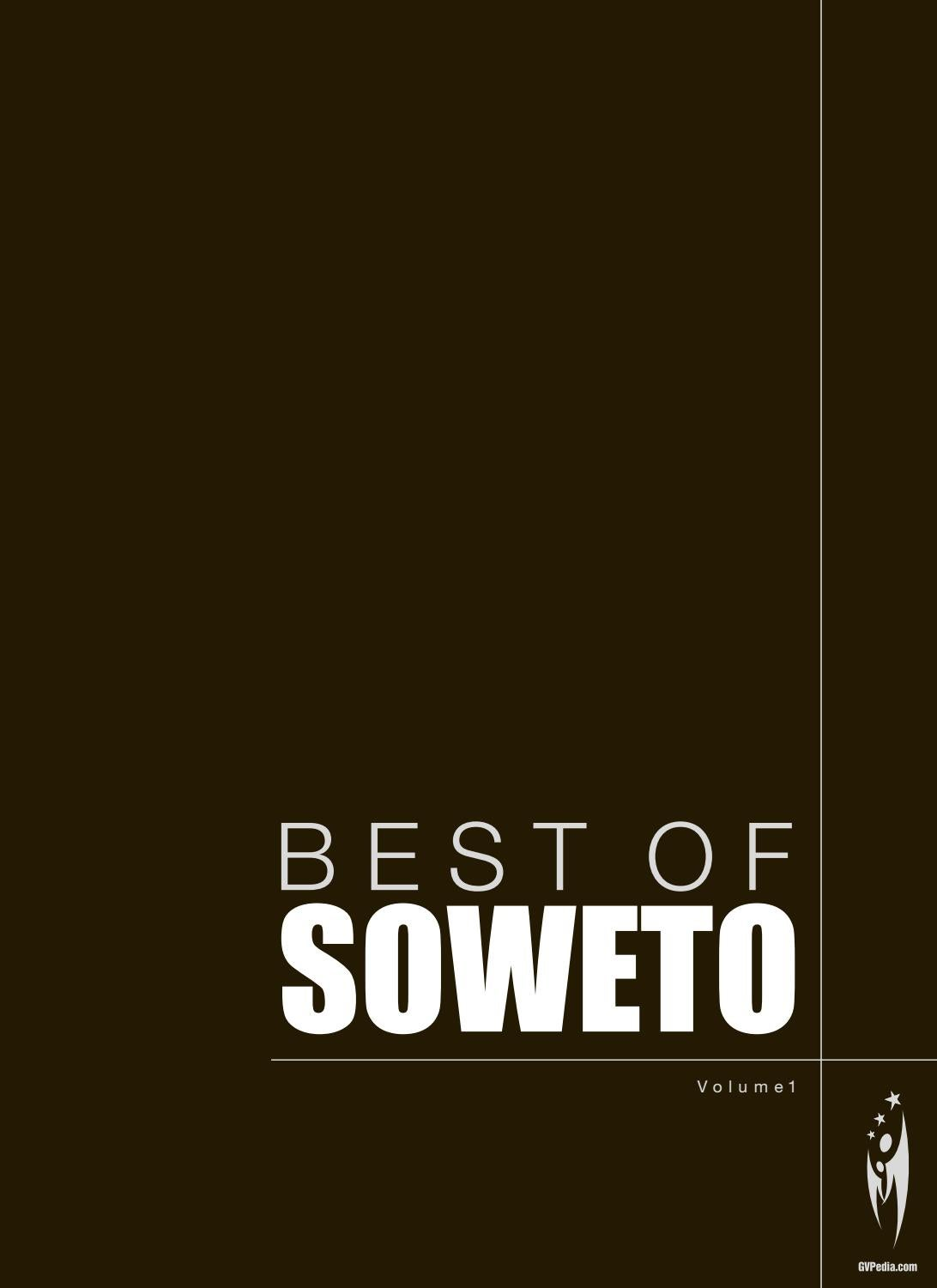 Best of soweto volume 1
