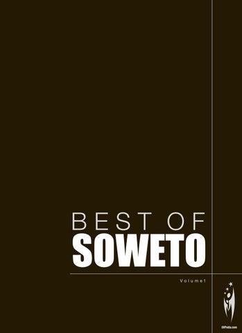 Best of soweto volume 1 by sven boermeester issuu page 1 fandeluxe Gallery