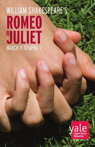Rjprogramsingles By Yale Repertory Theatre Issuu