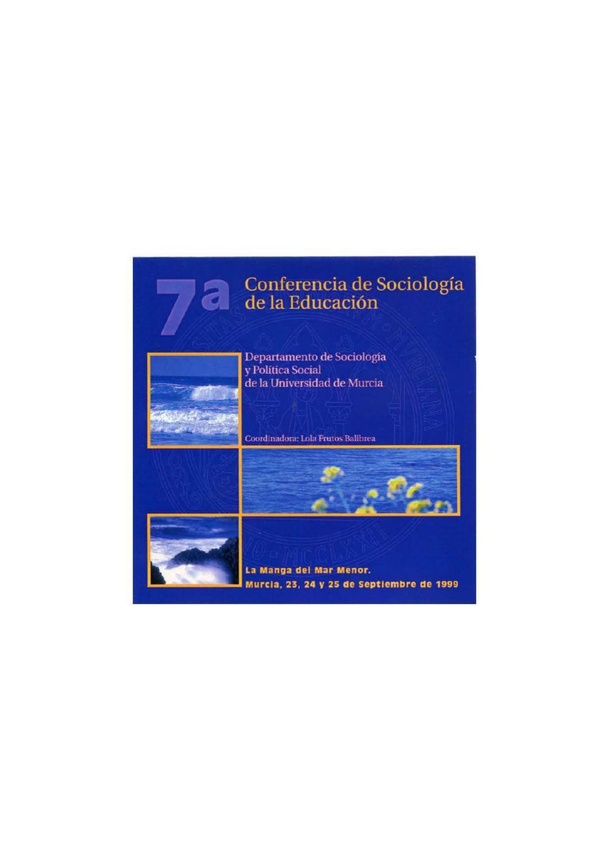 04c9b5f104 1999 VII CSE, Murcia (2 de 4) by ASE - issuu