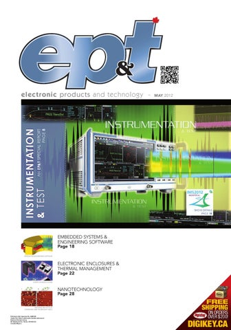 electronic products and technology may 2012 by annex business mediaelectronic products and technology may 2012