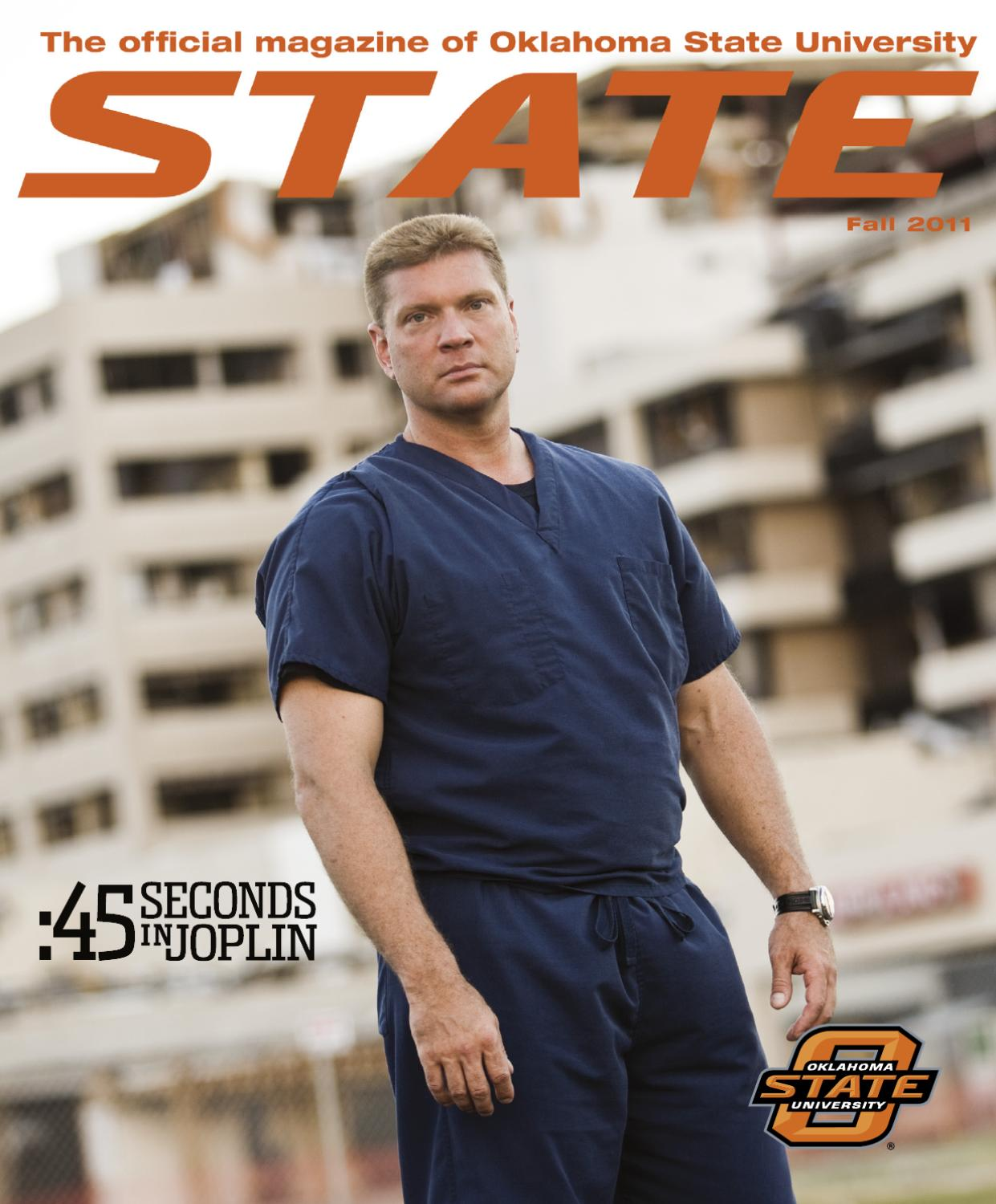 f7399d59 STATE Magazine, Fall 2011 by Oklahoma State - issuu