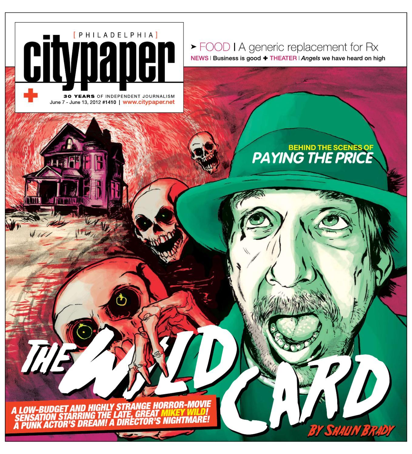 Philadelphia City Paper, June 7th, 2012 by Philadelphia City
