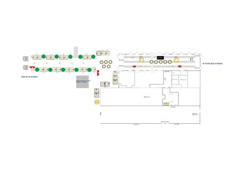 artscape event services sle floorplan of a large
