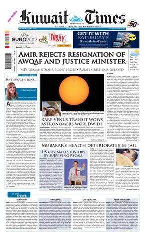 7th Jun 2012 by Kuwait Times - issuu 3df69d4680d83
