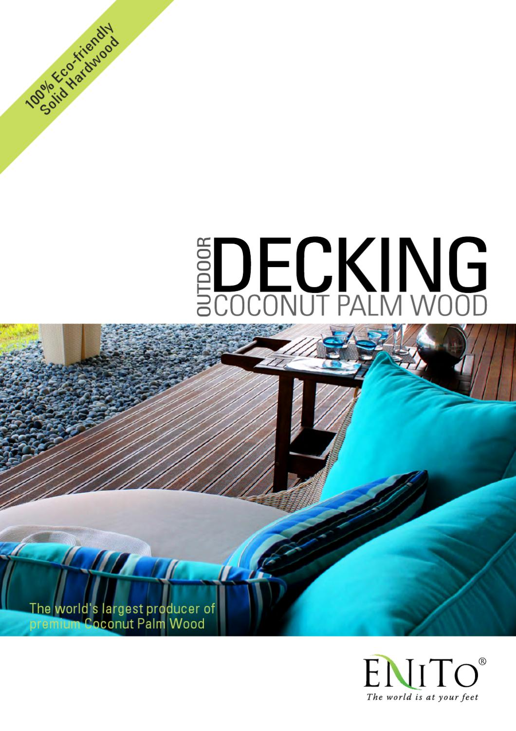 Enito Decking Europe By Enito Flooring Pte Ltd Issuu