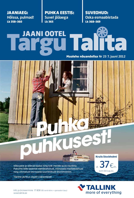 0c56c0757ac Jaani ootel (07.06.2012) by Ekspress Meedia AS - issuu