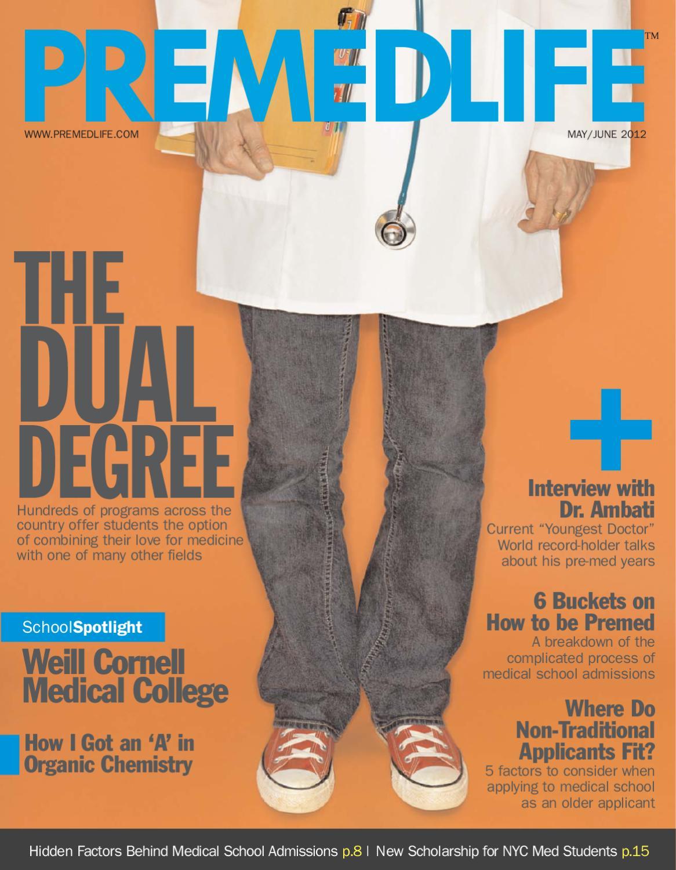 PreMedLife Magazine - May/June 2012 Issue by Kisho Media