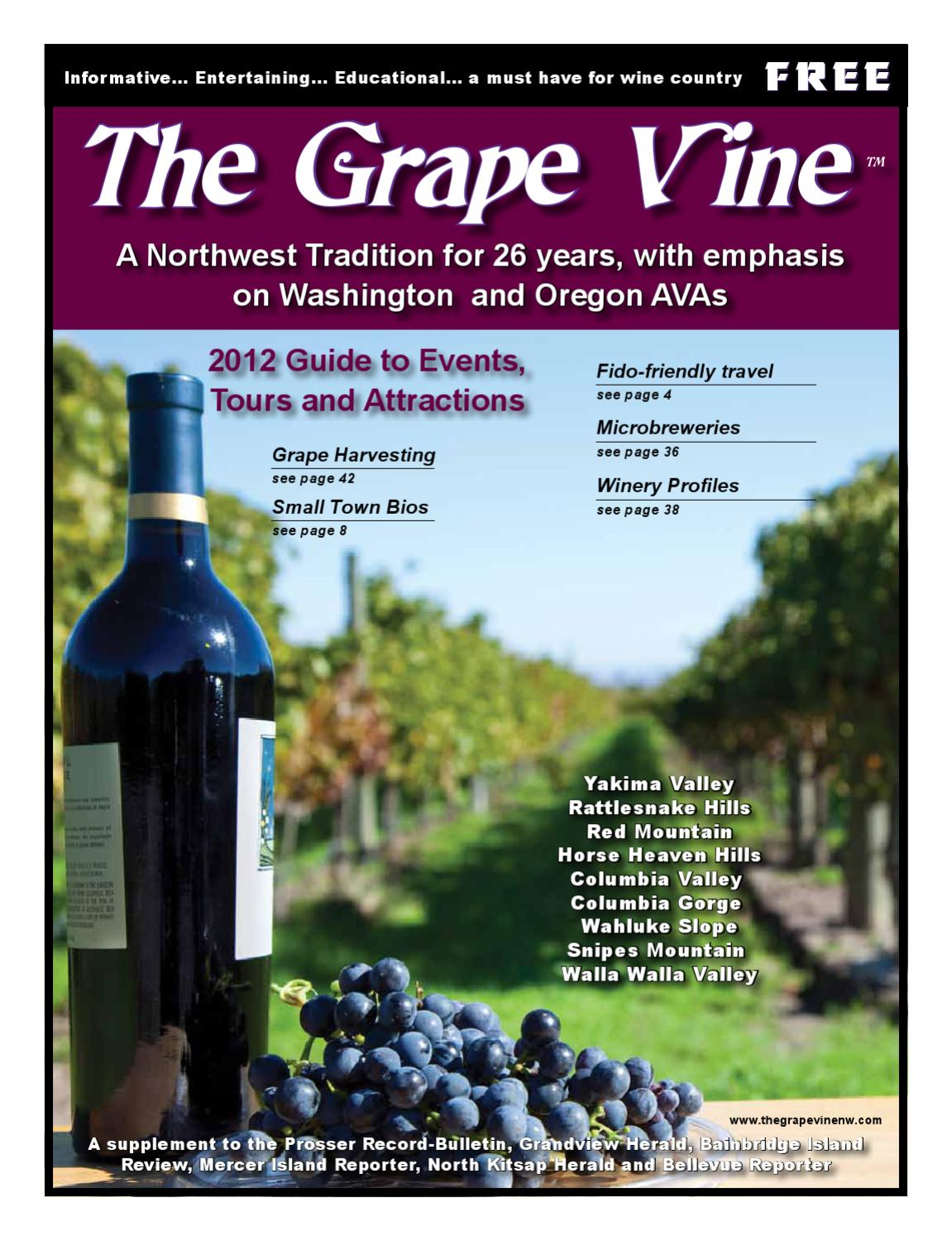 7fa2bd0202 The Grape Vine by Tim Miser - issuu