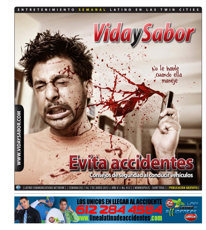 Vida y Sabor - 412 by Latino Communications Network LLC - issuu
