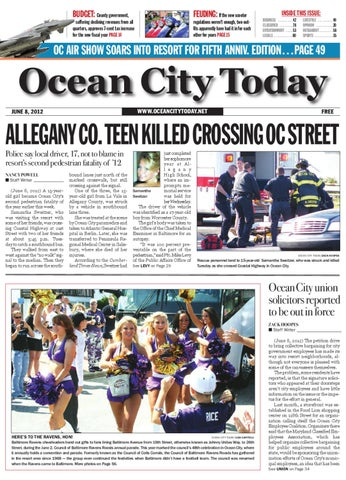 Ocean City Today by ocean city today - issuu
