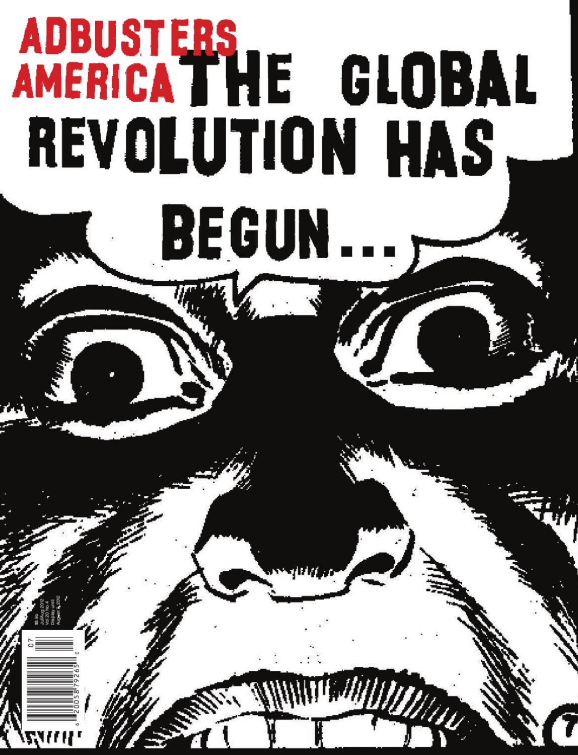 Adbusters 102: Spiritual Insurrection by Adbusters