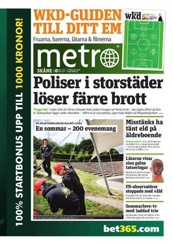 official photos 1a1e0 30ae4 20120608 se malmo by Metro Sweden - issuu