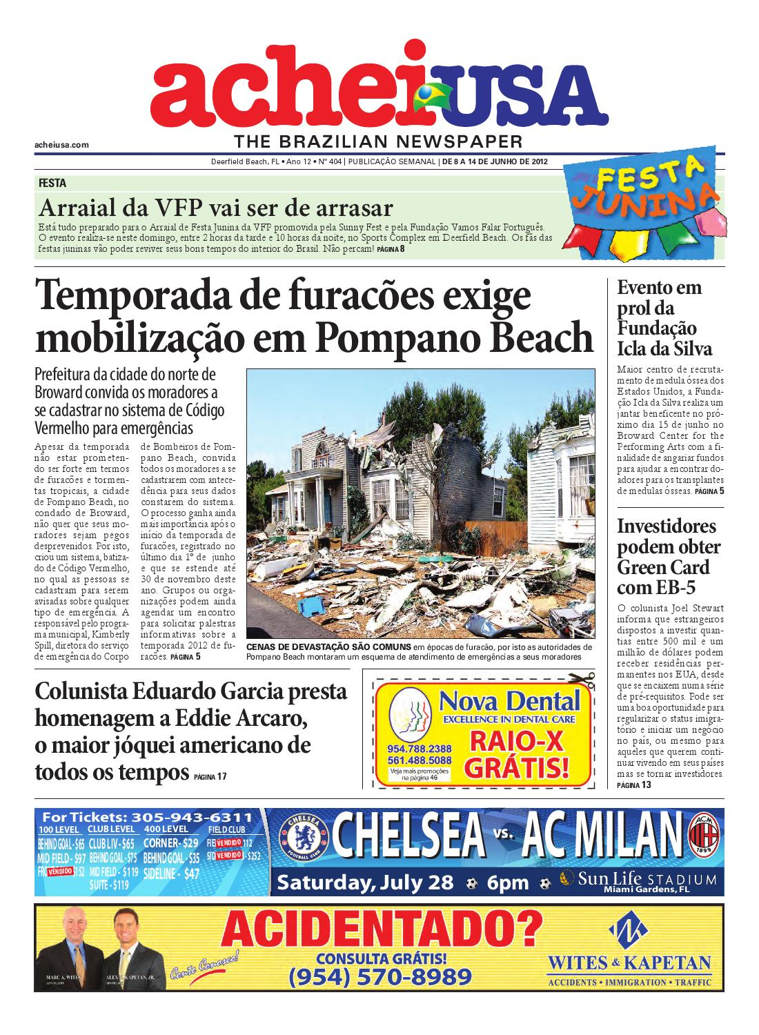 AcheiUSA 404 by AcheiUSA Newspaper - issuu c6dc195deb