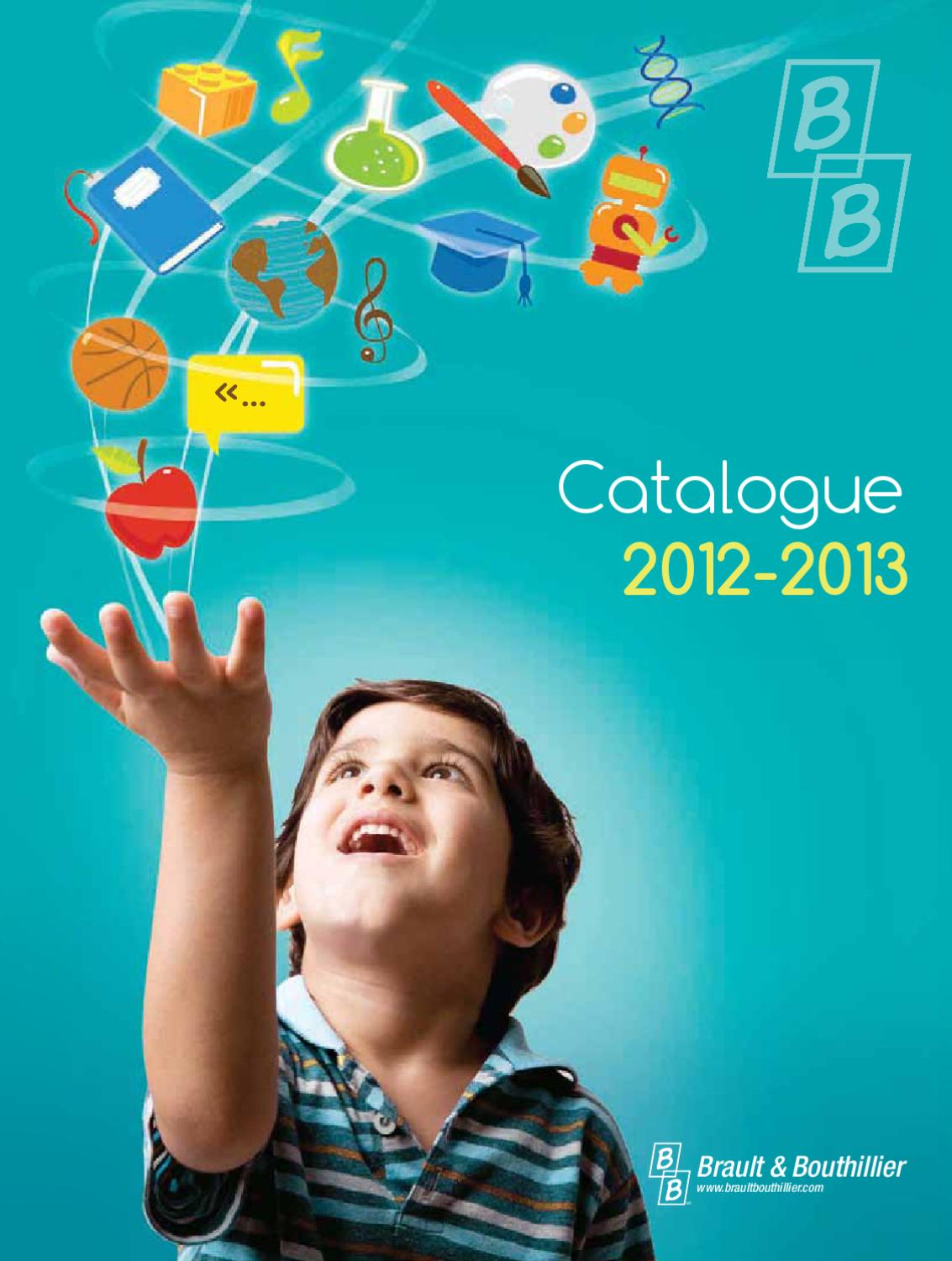de9b340ae6f5 Scolaire 2012 by GILBERT BEAULIEU - issuu