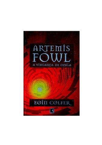 de9ca7146 A Vingança de Opala - Artemis Fowl by Uma Bibliteca Virtual - issuu