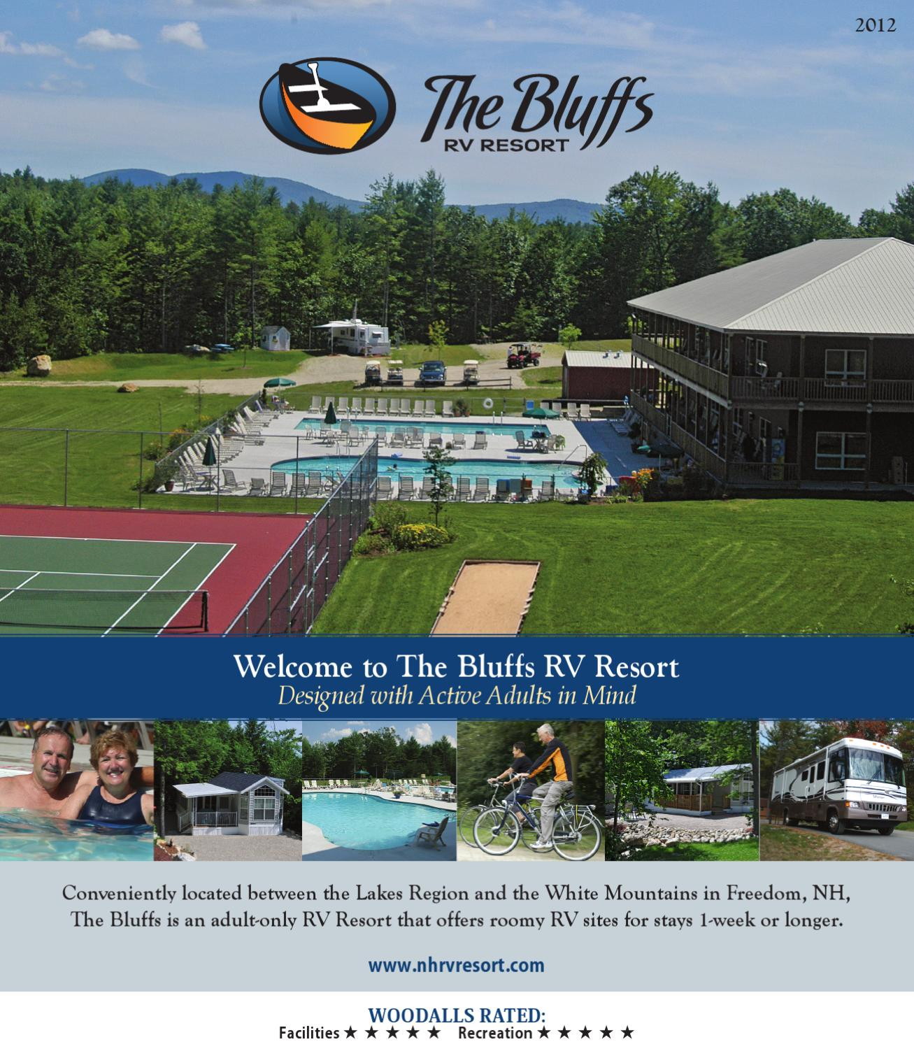 Bluff Cabins Rv Park Design Galleries