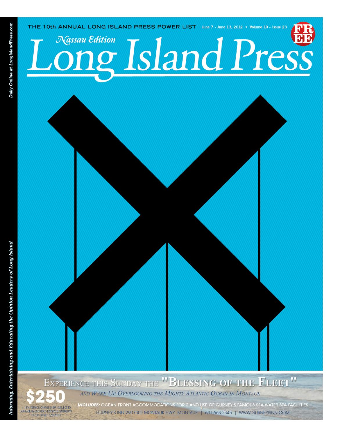 Volume 10, Issue 23 - 10th Annual Power List by Long Island