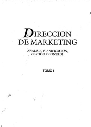 Direccion de Marketing by NInoska Velasco - issuu daccecbdc6d