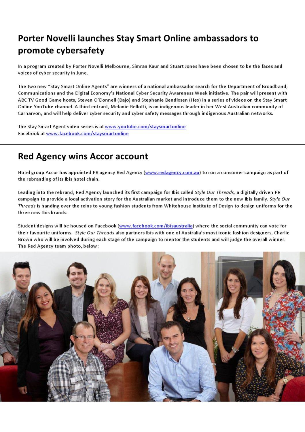 The Pr Report June 2012 By The Pr Report Issuu